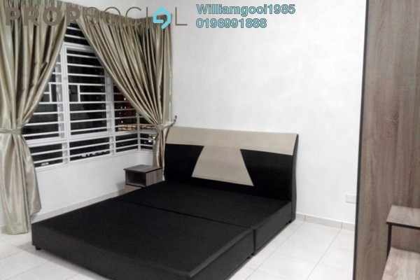 For Rent Condominium at Arena Residence, Bayan Baru Freehold Fully Furnished 3R/2B 1.8k
