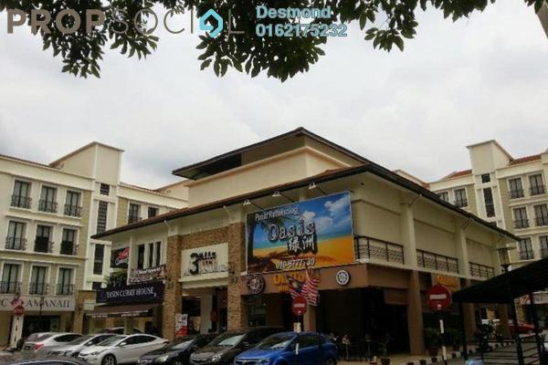 For Rent Shop at 3rd Mile Square, Old Klang Road Leasehold Unfurnished 0R/0B 4k