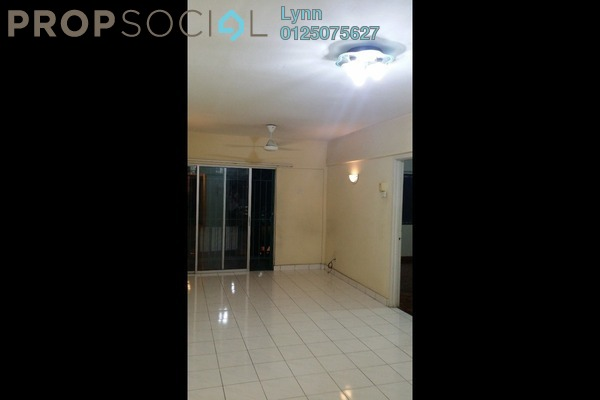 For Rent Apartment at Arena Green, Bukit Jalil Freehold Semi Furnished 2R/1B 1k