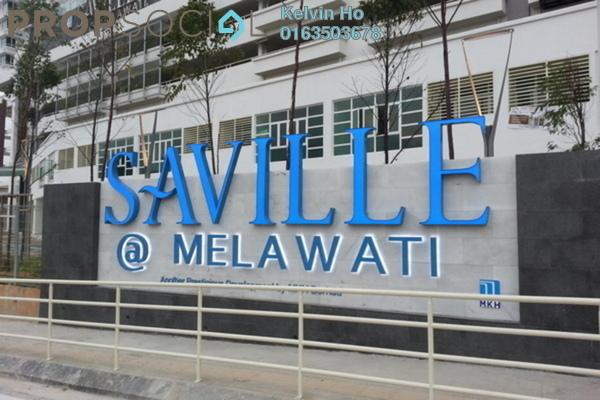 For Rent Shop at Saville, Melawati Freehold Unfurnished 0R/2B 3.9k