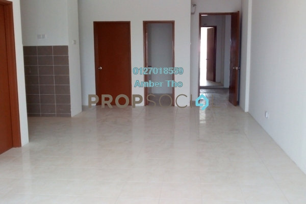 For Rent Apartment at Suria Residence, Bandar Mahkota Cheras Freehold Unfurnished 3R/2B 1.01k