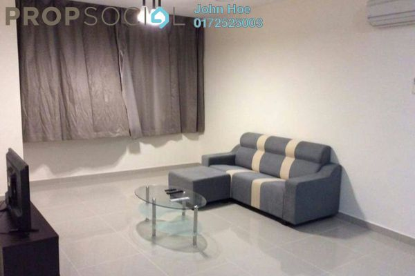 For Rent Serviced Residence at Emerald Avenue, Selayang Freehold Fully Furnished 2R/2B 2.1k