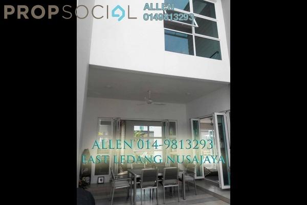 For Sale Bungalow at East Ledang, Iskandar Puteri (Nusajaya) Freehold Semi Furnished 6R/5B 3.5m