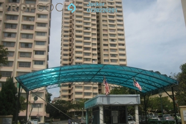 For Sale Condominium at OG Heights, Old Klang Road Freehold Semi Furnished 3R/2B 390k