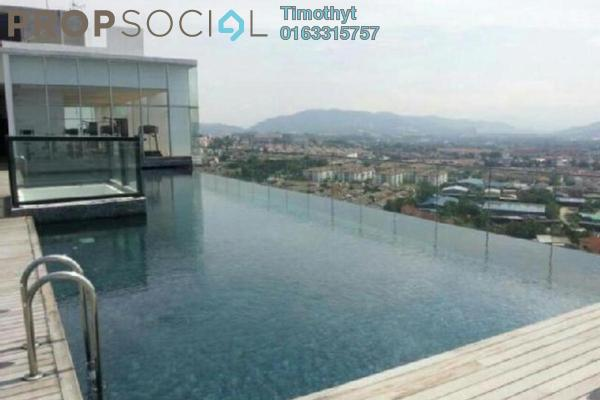 For Rent Condominium at C180, Cheras South Freehold Fully Furnished 2R/2B 1.8k