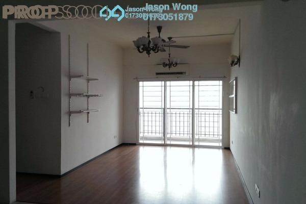 For Rent Condominium at Rosvilla, Segambut Freehold Semi Furnished 3R/3B 1.9k