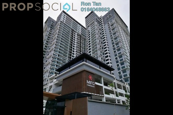For Sale Condominium at Mira Residence, Tanjung Bungah Freehold Unfurnished 3R/4B 1.5m