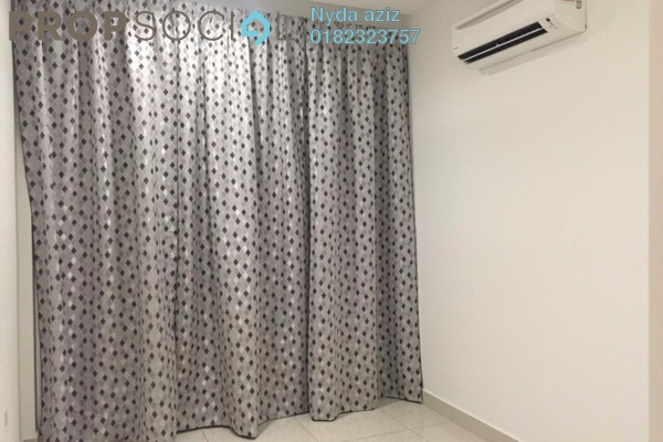 For Rent Condominium at Central Residence, Sungai Besi Freehold Fully Furnished 2R/1B 1.55k