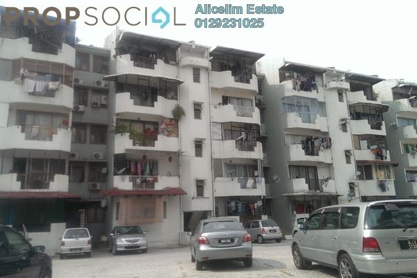 For Sale Apartment at Sri Subang Apartment, Bandar Sunway Leasehold Unfurnished 3R/2B 280k