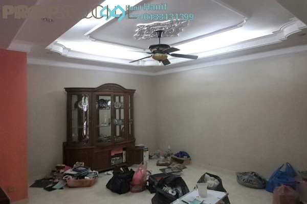 For Sale Terrace at Taman Puchong Prima, Puchong Freehold Semi Furnished 4R/3B 580k