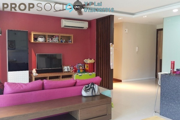 For Sale Condominium at Gembira Residen, Kuchai Lama Freehold Fully Furnished 3R/2B 899k