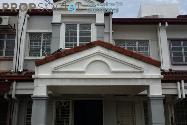 For Rent Terrace at USJ 22, UEP Subang Jaya Freehold Unfurnished 3R/2B 1.6k