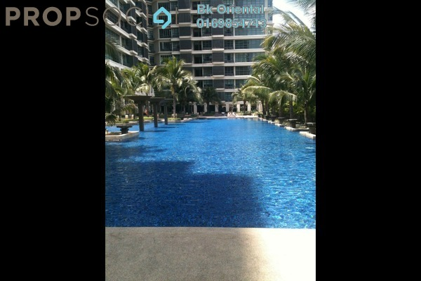 For Rent Condominium at Kiaramas Ayuria, Mont Kiara Freehold Semi Furnished 4R/6B 9.5k