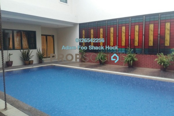 For Sale Bungalow at Taman U-Thant, Ampang Hilir Freehold Semi Furnished 10R/9B 9.5m