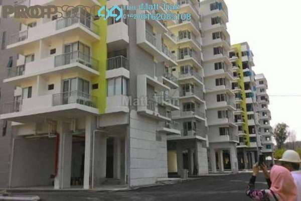 For Sale Condominium at UniVillage, Semenyih Freehold Fully Furnished 4R/4B 856k