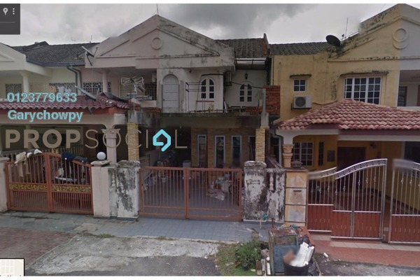 For Sale Terrace at Pandan Mewah, Pandan Indah Leasehold Unfurnished 3R/3B 405k