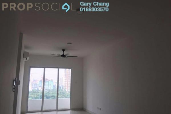 For Rent Condominium at Scenaria, Segambut Freehold Semi Furnished 3R/2B 2k