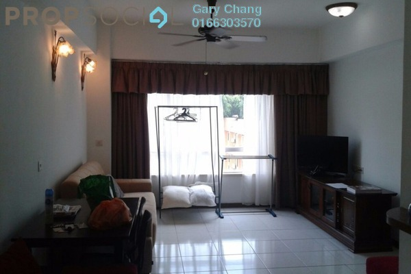 For Rent Serviced Residence at 38 Bidara, Bukit Ceylon Freehold Fully Furnished 2R/2B 2.5k