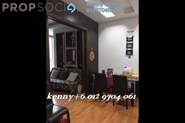For Sale Serviced Residence at Parkview, KLCC Freehold Fully Furnished 1R/1B 600k