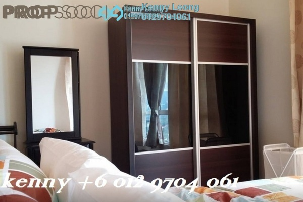For Sale Condominium at Vue Residences, Titiwangsa Freehold Fully Furnished 3R/2B 850k