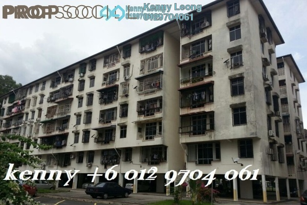 For Sale Condominium at Nova II, Segambut Freehold Fully Furnished 3R/2B 410k