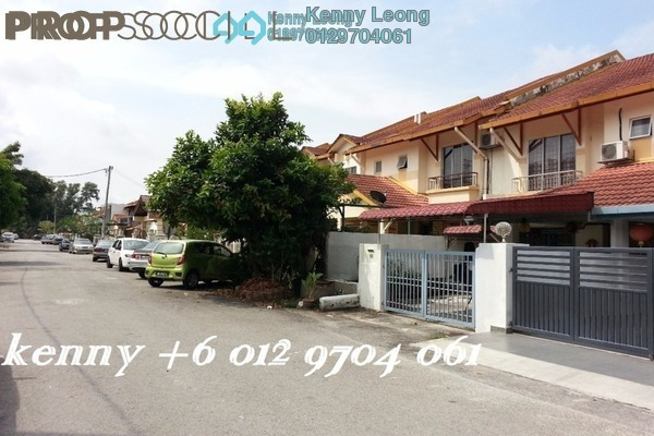 For Sale Terrace at Peak 208, Kajang Freehold Semi Furnished 4R/3B 490k