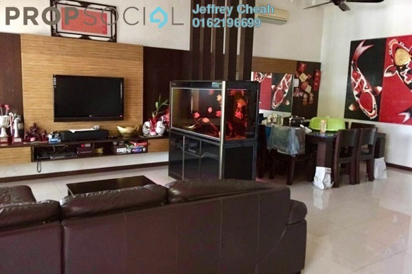For Sale Terrace at Sunway SPK Damansara, Kepong Freehold Semi Furnished 6R/5B 1.8m