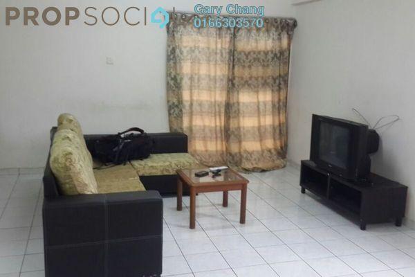 For Rent Condominium at Pelangi Damansara, Bandar Utama Leasehold Fully Furnished 3R/2B 1.8k