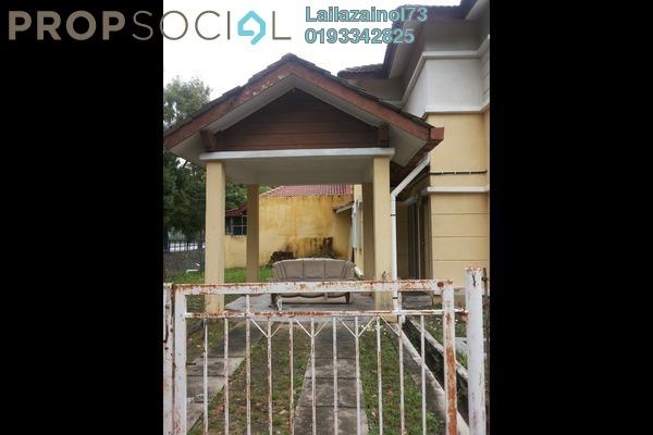 For Sale Terrace at Bandar Puncak Alam, Kuala Selangor Leasehold Unfurnished 4R/3B 500k