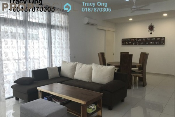 For Rent Semi-Detached at Eco Botanic, Skudai Freehold Fully Furnished 5R/5B 5k