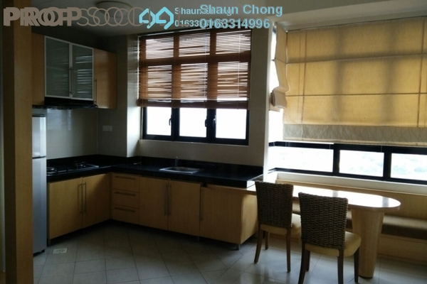 For Sale Serviced Residence at The Heritage, Seri Kembangan Leasehold Fully Furnished 2R/2B 455k