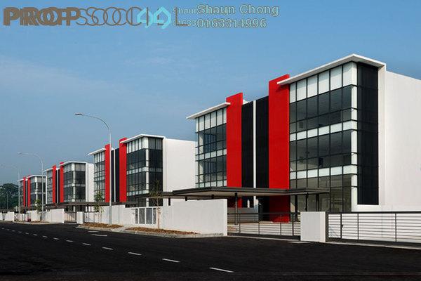 For Rent Factory at Suntrack Hub, Bangi Freehold Unfurnished 4R/6B 15k