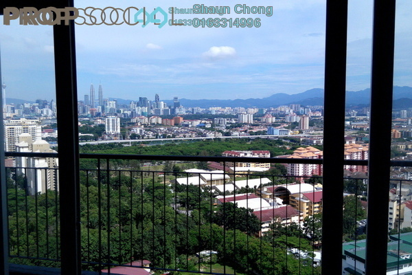 For Sale Condominium at Sky Vista Residensi, Cheras Freehold Unfurnished 3R/3B 860k