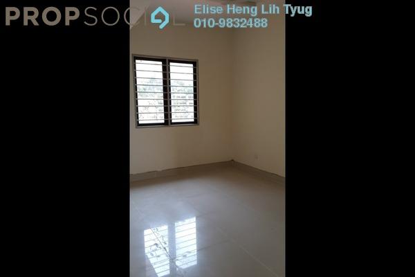 For Rent Terrace at Taman Impian Indah, Balakong Freehold Unfurnished 5R/4B 1.5k