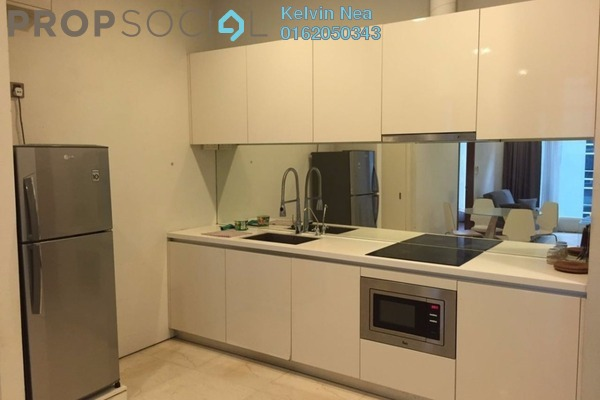 For Rent SoHo/Studio at Soho Suites, KLCC Freehold Fully Furnished 1R/1B 3.5k