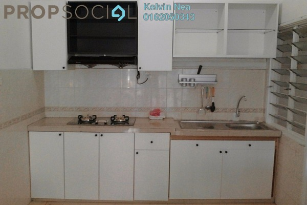For Rent Apartment at Sri Cassia, Bandar Puteri Puchong Freehold Unfurnished 3R/2B 1k