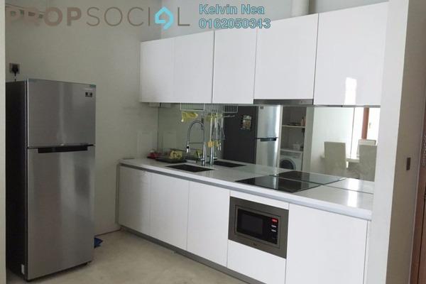 For Rent SoHo/Studio at Soho Suites, KLCC Freehold Fully Furnished 1R/1B 4.5k