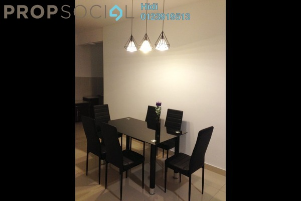 For Rent Serviced Residence at Symphony Residence, Kajang Leasehold Semi Furnished 3R/2B 1.5k