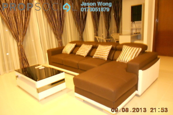 For Rent Condominium at Regalia, Putra Freehold Fully Furnished 2R/2B 2.9k