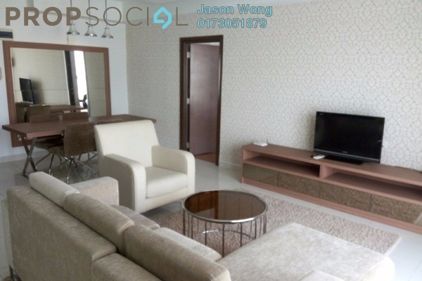 For Rent Condominium at Regalia, Putra Freehold Fully Furnished 2R/2B 3k