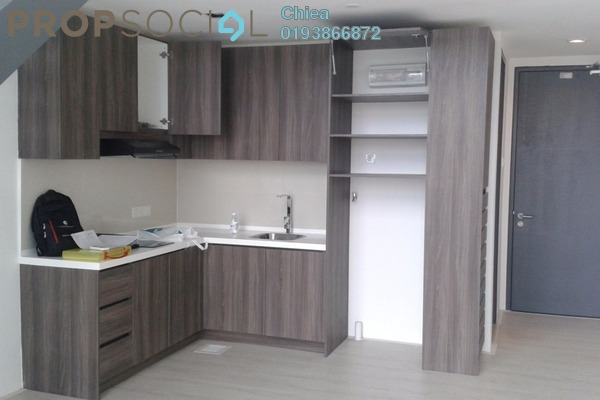 For Sale SoHo/Studio at One City, UEP Subang Jaya Freehold Semi Furnished 1R/1B 410k