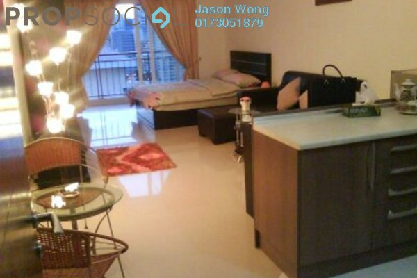 For Rent SoHo/Studio at Windsor Tower, Sri Hartamas Freehold Fully Furnished 1R/1B 1.7k