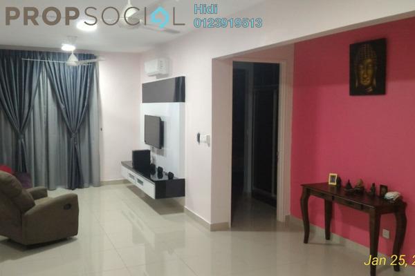 For Sale Serviced Residence at De Centrum, Kajang Freehold Fully Furnished 3R/2B 580k