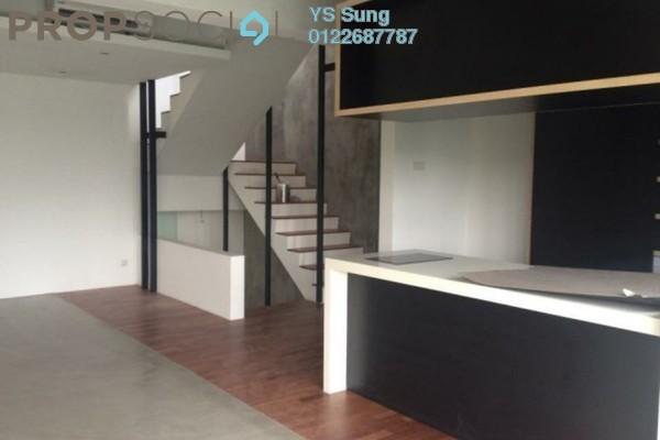 For Sale Townhouse at Bukit Bandaraya, Bangsar Freehold Semi Furnished 2R/2B 1.85m