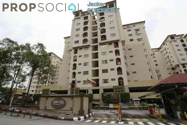 For Sale Condominium at Prisma Cheras, Cheras Freehold Semi Furnished 2R/2B 450k
