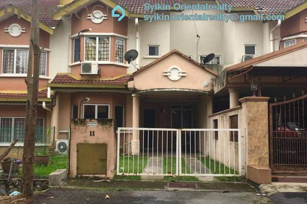 For Sale Terrace at Taman Lestari Putra, Bandar Putra Permai Leasehold Semi Furnished 4R/3B 480k