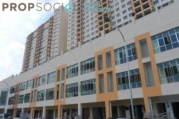 For Sale Condominium at Connaught Avenue, Cheras Leasehold Semi Furnished 3R/2B 488k