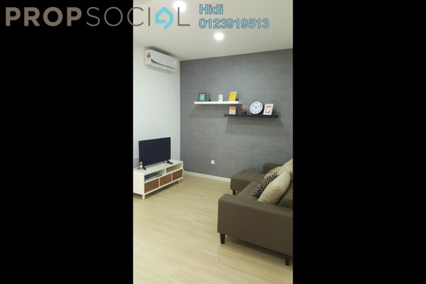 For Rent Serviced Residence at You One, UEP Subang Jaya Freehold Fully Furnished 1R/1B 2.5k
