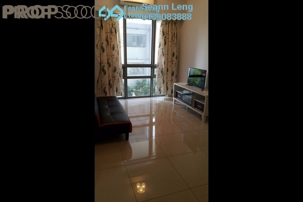 For Rent Condominium at Cascades, Kota Damansara Leasehold Fully Furnished 1R/1B 1.8k