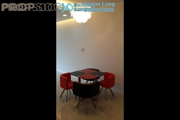 For Rent Condominium at Cascades, Kota Damansara Leasehold Fully Furnished 1R/1B 2k